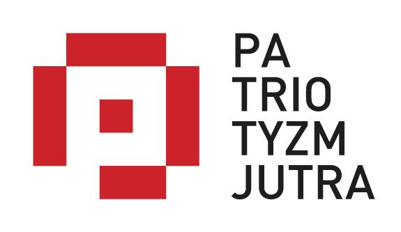 Logo programu patriotyzm jutra.